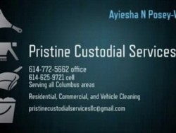 Pristine Custodial Services