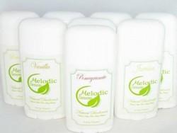 Melodic Elements Natural Deodorants